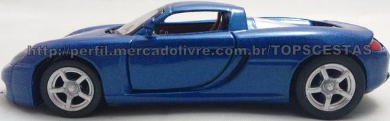 Miniatura Carro Carrinho Porsche Carrera Gt Escala 1/36