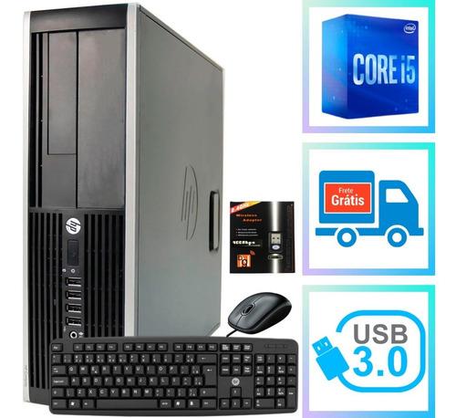 Computador Desktop I5 3º Geração 4gb Hd500  A Pronta Entrega