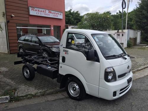 Imagem 1 de 12 de Kia Bongo 2.5 Std 4x2 Turbo Diesel 2021/2022 0km