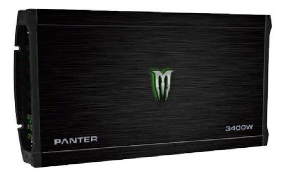 Amplificador Panter X-850.4 4c 3400w