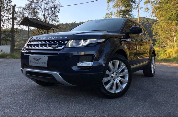 Land Rover Evoque 2.2 Sd4 Prestige 5p 2015