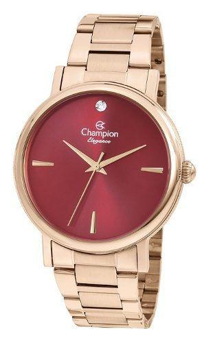 Relógio Feminino Champion Cn25896i