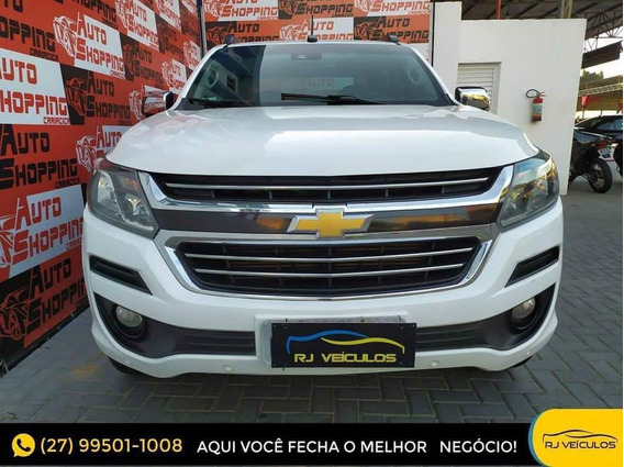 Chevrolet S10 2.8 Ltz Cab. Dupla 4x4 Aut. 4p 2017