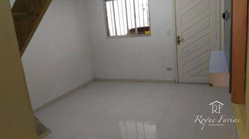 Sobrado Residencial À Venda, Vila Lageado, São Paulo. - So0575