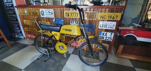 Bicicleta Monark Tanquinho Antiga