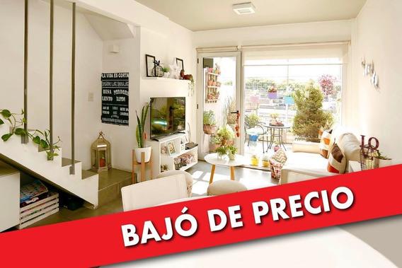 Ph Venta 2 Ambientes 66m2 Terraza Y Balcón Aterraz