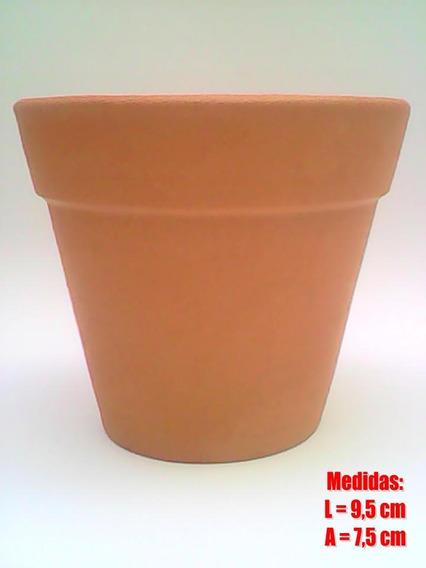 16 Mini Vasinho Cerâmica P/lembrancinha Casamento 9,5x7,5 Cm