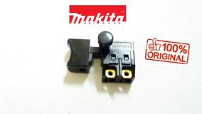 Chave Interruptor Para Plaina Makita Kp0800 - 100% Original