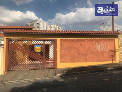 Casa Térrea - 10x30 - Jd. Sta. Mena - Junto Do Bosque Maia!! - Ca0834