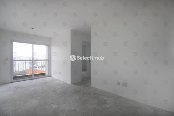 Apto. 54 M², 2 Dormitórios - Vila Assis - Mauá/sp - Ap0186