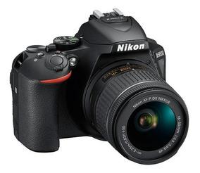 Nikon Reflex D5600 Kit 18-55mm Unica Con Garantia Oficial