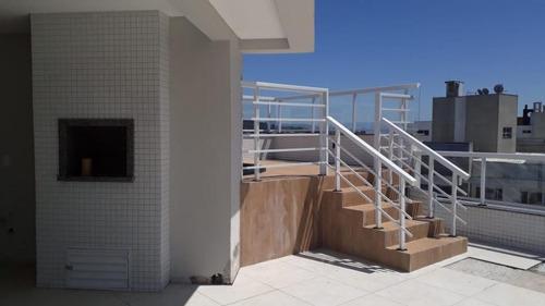 Cobertura Em Parque São Jorge, Florianópolis/sc De 237m² 4 Quartos Para Locação R$ 6.900,00/mes - Co406975