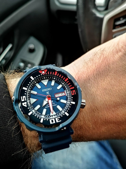 Seiko Padi Prospex Tuna Automático Special Edition Srpa83k1