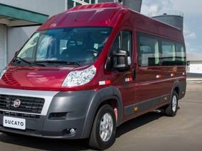 Fiat Ducato 0km 2018 Ambulancia Escolar Furgon Tomamos Plan*
