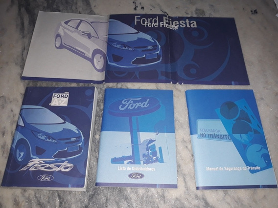I/ Ford Fiesta Se 2010 ( Modelo Mexicano) Cód 93