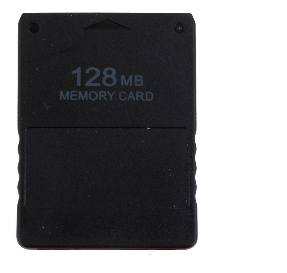 Cartão Memória 128mb Para Sony Playstation 2 Ps2