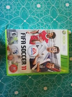 Juegos Xbox 360 Fifa Soccer 11
