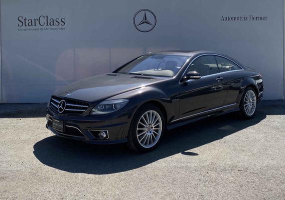 Mercedes-benz Clase Cl 2008 2p Cl 63 Amg Aut