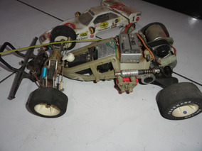 Automodelo Eletrico Tamiya The Frog First Run 1983