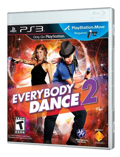 Juego Ps3 Everybody Dance 2 Ps3