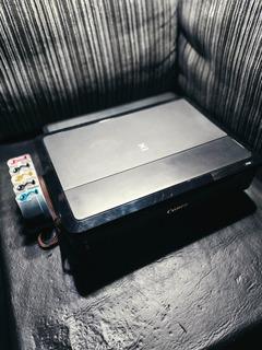Impresora Canon Ip 7210 Sistema Continuo Y Tintas Kennen