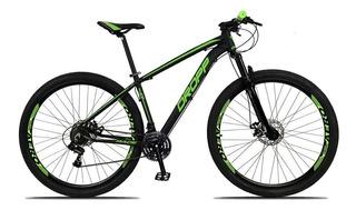 Bicicleta 29 Aluminio Dropp 21v Shimano Frete Grátis+ Brinde