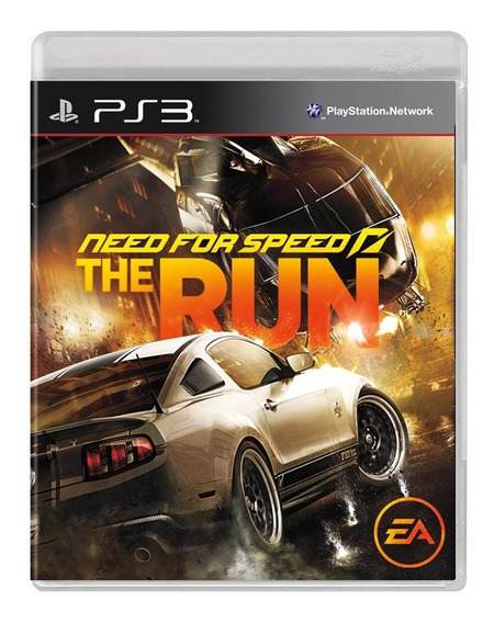 Need For Speed The Run - Ps3 - Usado - Original