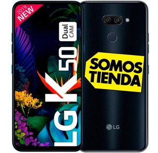 Lg K50 Teléfono Smartphone Octacore 32gb Doble Camara Tienda