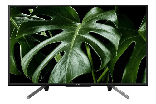 """Imagen 1 de 4 de Smart TV Sony Bravia KDL-43W660G DLED Full HD 43"""" 100V/240V"""
