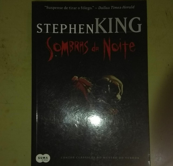 Sombras Da Noite Stephen King