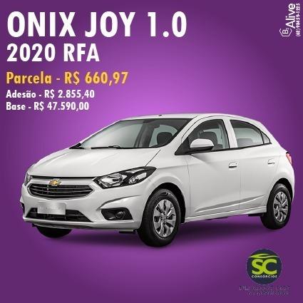 Chevrolet Onix Joy 1.0 2020