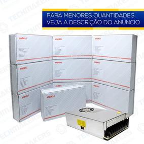 Kit Fonte Chaveada Bivolt - 24v 14.5a 350w - 10 Unidades