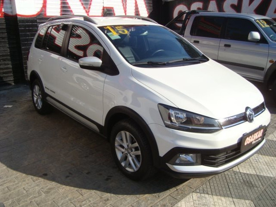 Volkswagen Space Cross 1.6 Msi 16v Flex 4p Automatizado