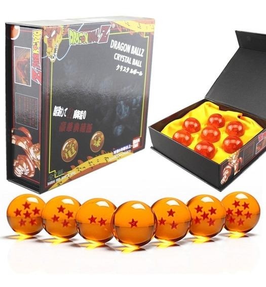 Esferas De Dragon Ball Z 4.5 Cm Estuche Bandai Goku Original