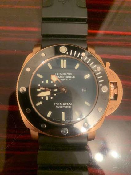 Relógio Panerai Luminor Submersible
