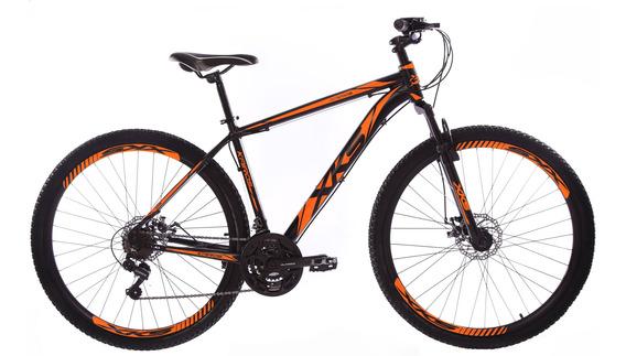 Bicicleta Xks Alumínio Aro 29 Freio A Disco 21v Kit Shimano