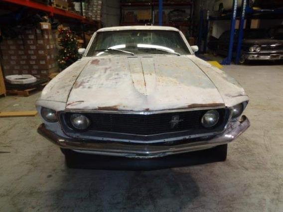 Mustang Fastback 1969