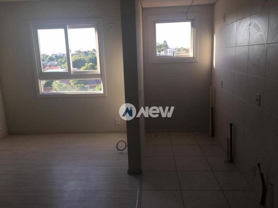 Apartamento Com 2 Dormitórios À Venda, 49 M² Por R$ 169.000,00 - Centro - Portão/rs - Ap2757