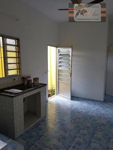 Casa Com 1 Dormitório Para Alugar, 35 M² Por R$ 800,00/mês - Vila Portugal - São Paulo/sp - Ca0307