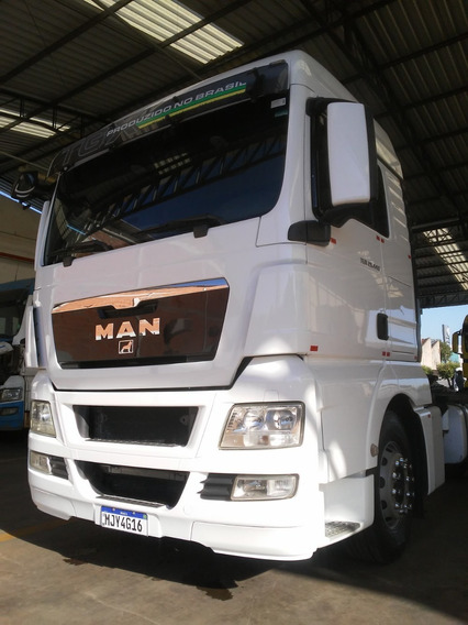 Man Tgx 29.440 6x4 Ano 2012 - Mondial Veiculos Ltda -