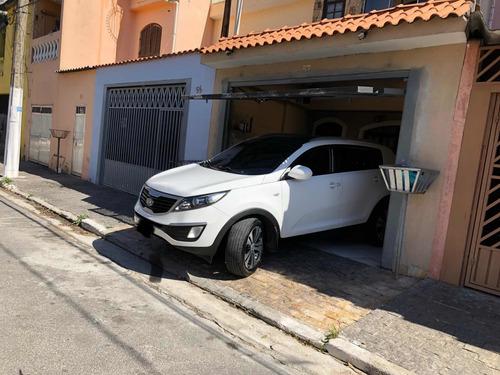 Imagem 1 de 6 de Kia Sportage 2011 2.0 Lx 4x2 Aut. 5p