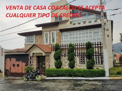 Venta De Casa En Coacalco Se Acepta Todo Tipo De Credito
