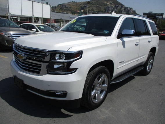 Chevrolet Tahoe 2019 5.3 Lt V8 2da Cubo At