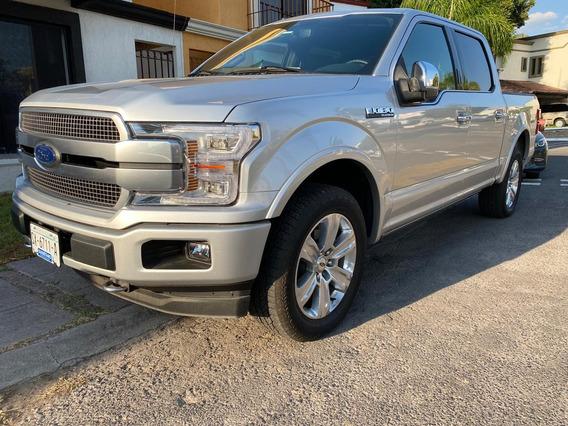 Ford Lobo 2019 3.5 Doble Cabina Plinum Limited At