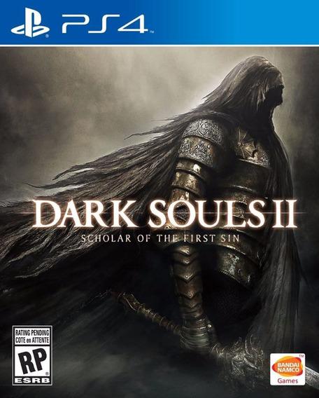 Dark Souls 2 Scholar Of The First Sin Ps4 Oferta Primari/sec