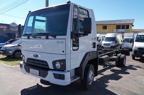 Ford Cargo 816 Chassi