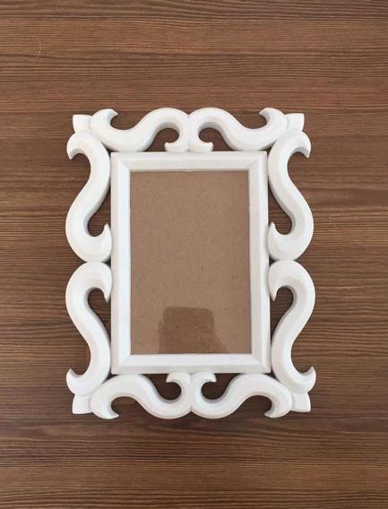 Porta-retrato Branco