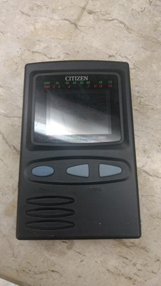Mini Tv Citizen Anos 80 , Leia A Descrição