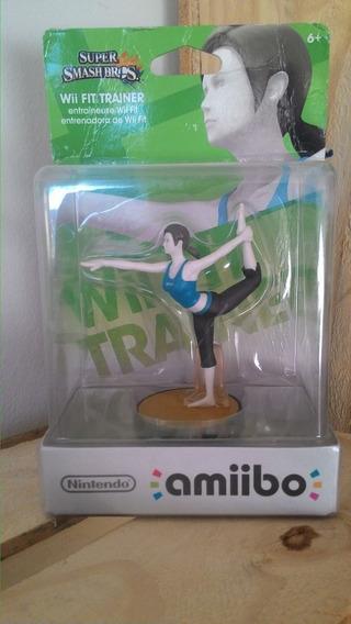 Amiibo Wii Fit Trainer