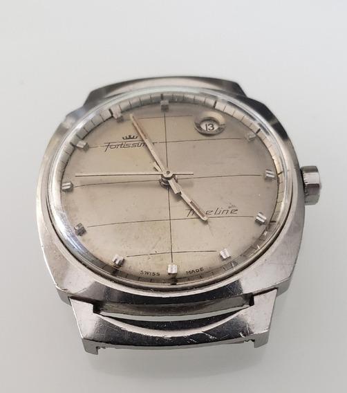Relógio Antigo Fortis Automatico